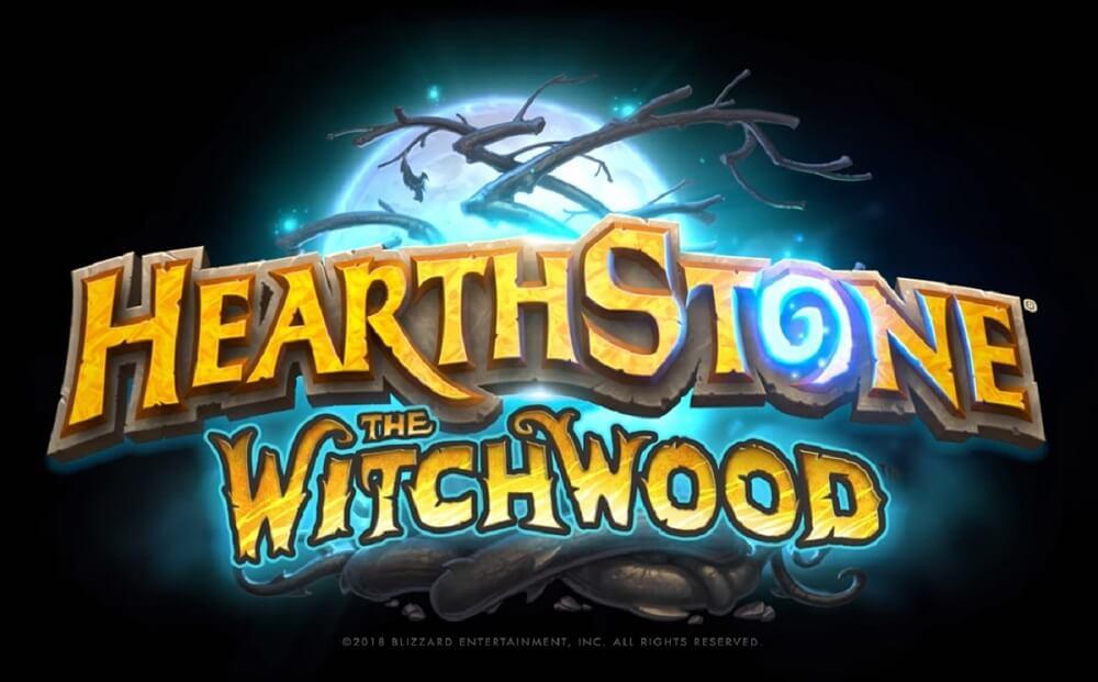 The Witchwood kártya bejelentés stream március 26-án 20:00-kor