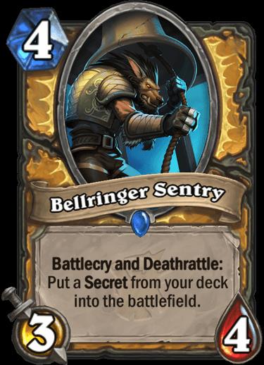 Bellringer Sentry