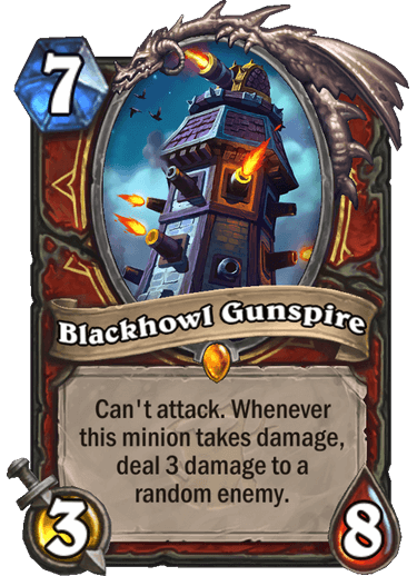 Blackhowl Gunspire