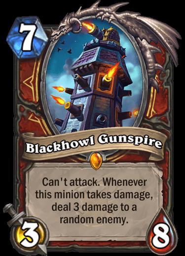 Blackhowl Gunspire