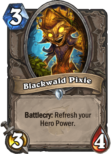 Blackwald Pixie