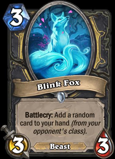 Blink Fox