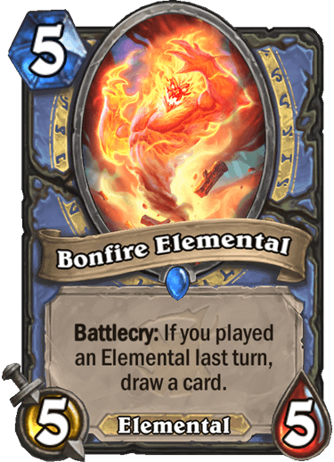 Bonfire Elemental