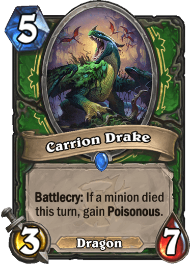 Carrion Drake