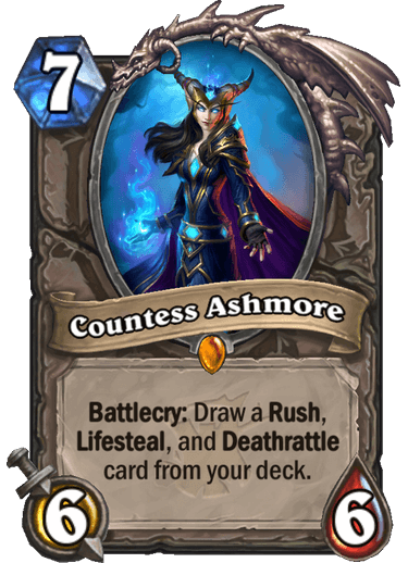 Countess Ashmore