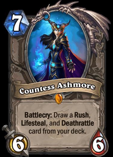 Countess Ashmore