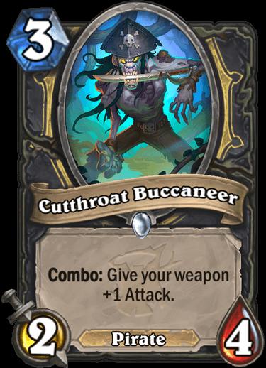 Cutthorat Buccaneer