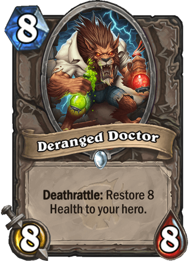 Deranged Doctor