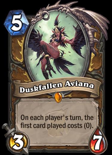 Duskfallen Aviana