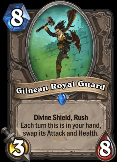 Gilnean Royal Guard