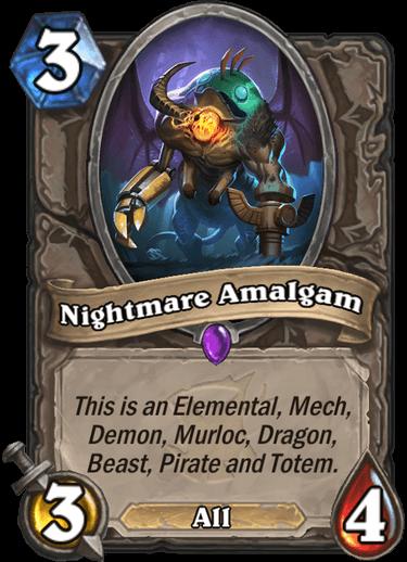 Nightmare Amalgam