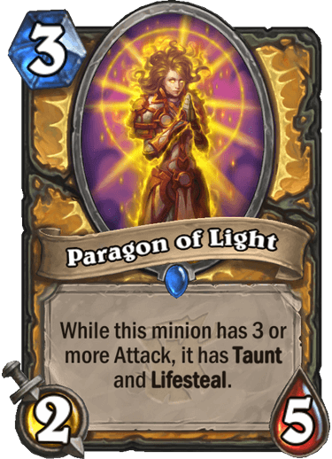 Paragon of Light