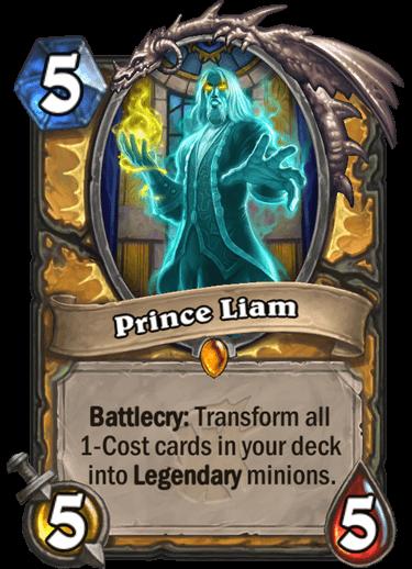 Prince Liam