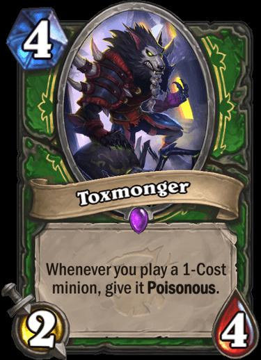 Toxmonger