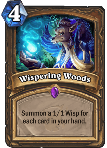 Wispering Woods