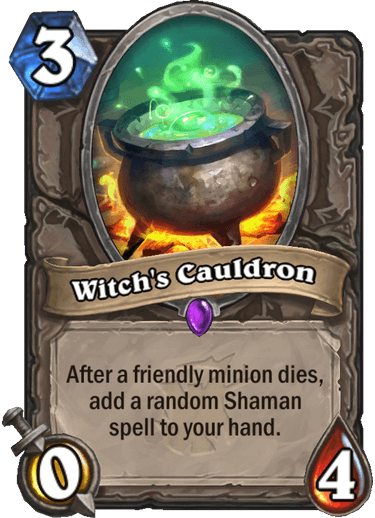 Witchs Cauldron