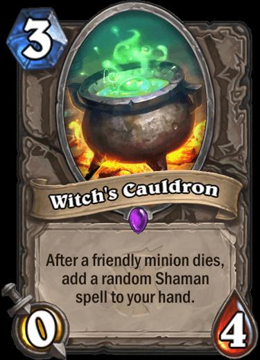 Witchs Cauldron