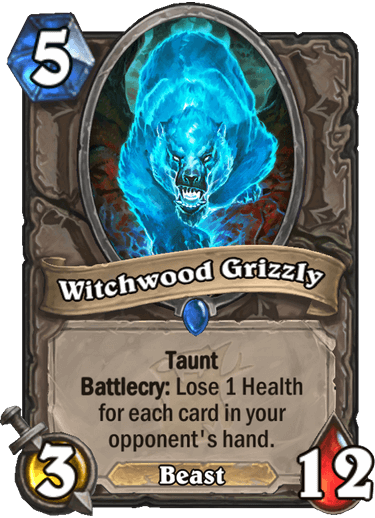Witchwood Grizzly