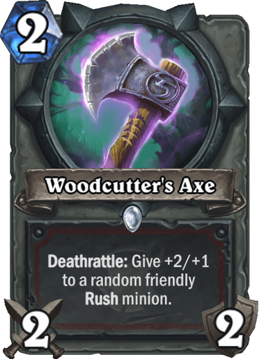 Woodcutters Axe