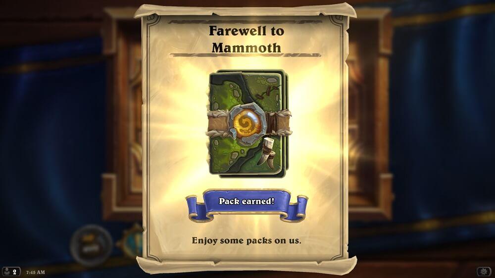 Búcsú a Mammutoktól