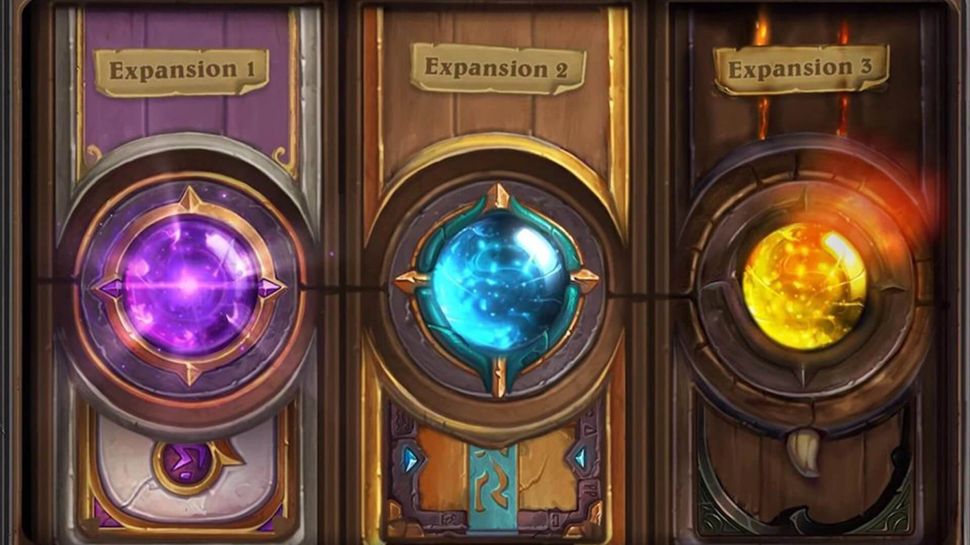 2019 Hearthstone expansions