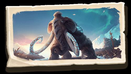 Mammut Éve Hearthstone