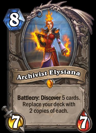 Archivist Elysiana