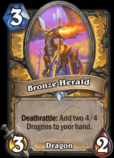 Bronze Herald