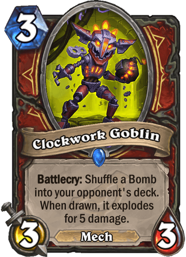 Clockwork Goblin