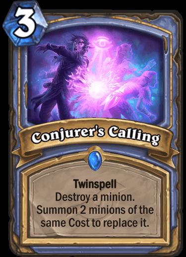 Conjurer's Calling