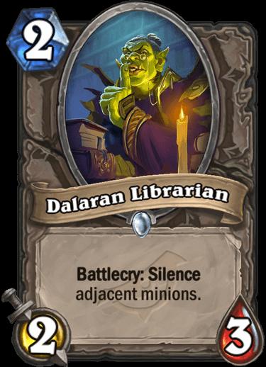 Dalaran Librarian