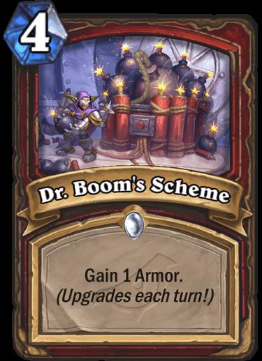 Dr Boom Scheme