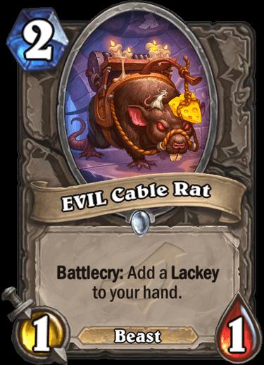 EVIL Cable Rat