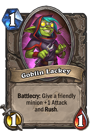Goblin Lackey