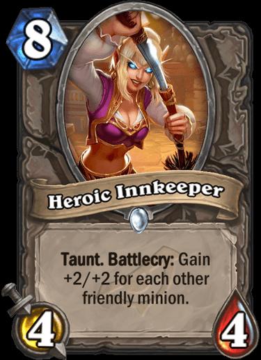 Heroic Innkeeper