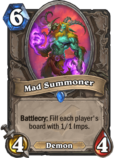 Mad Summoner