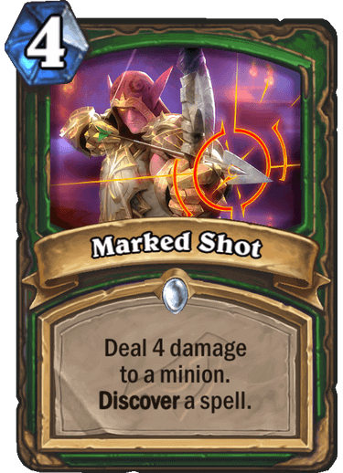 Marked Shot