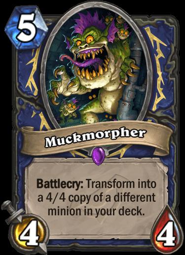 Muckmorpher