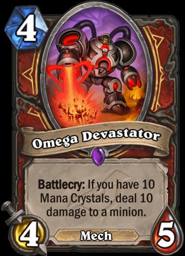 Omega Devastator