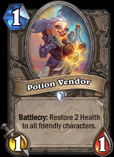 Potion Vendor