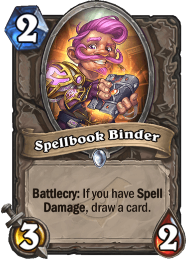 Spellbook Binder