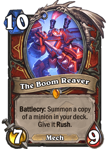 The Boom Reaver