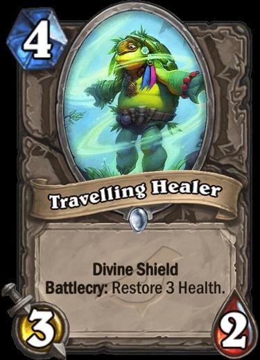Travelling Healer