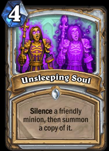 Unsleeping Soul