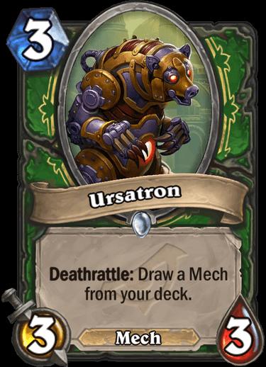 Ursatron