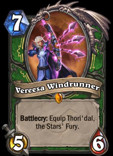Vereesa Windrunner