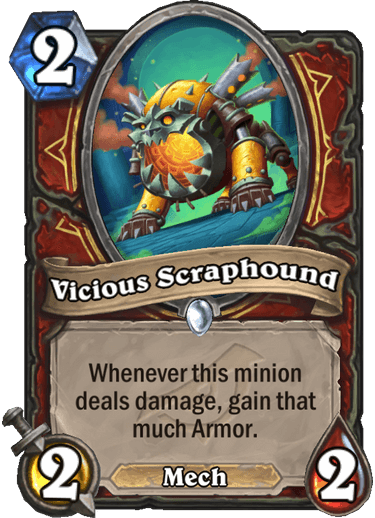 Vicious Scraphound