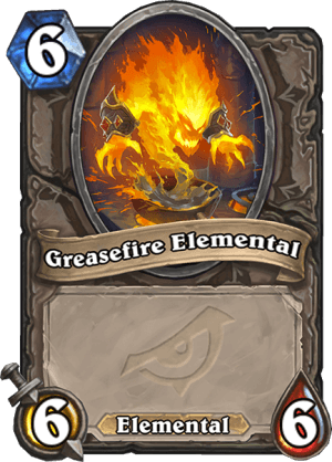 Geasefire Elemental
