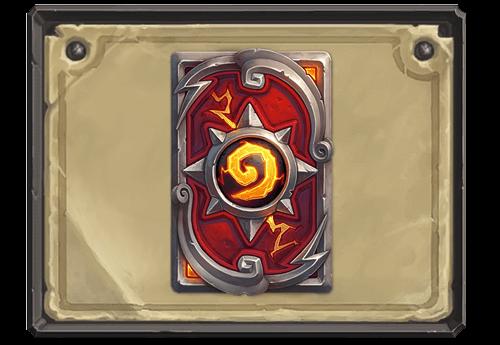 Thrill of Victory kártya hátlap