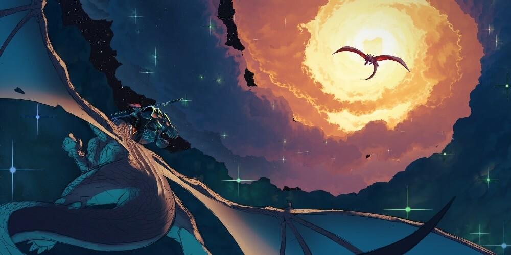 Dragonsketches